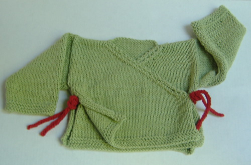 Child s Kimono Knitting Pattern : Tricotting blog - Tricotting Handmade Knitwear