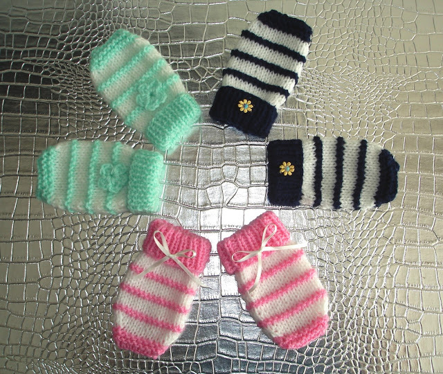 Knitting Patterns For Scratch Mittens : Tricotting blog - Tricotting Handmade Knitwear